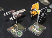 Star Wars: X-Wing Miniatures Game - Sabine's TIE Fighter Expansion Pack miniatures