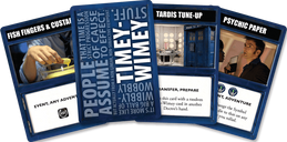 Doctor Who: Time of the Daleks cards