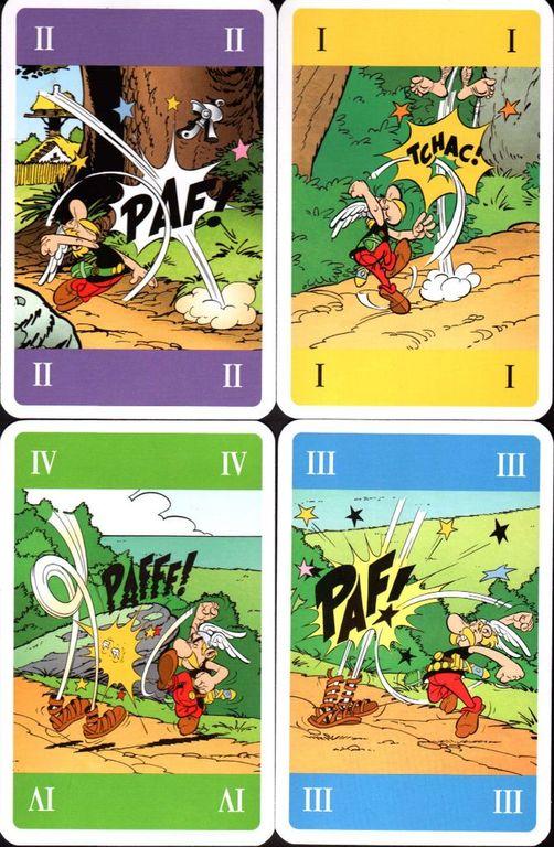 Asterix & Obelix cards