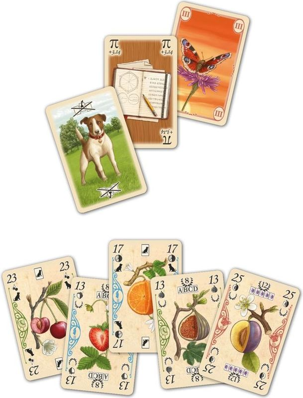 Plums cards