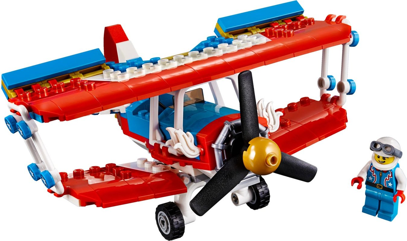 Daredevil Stunt Plane components