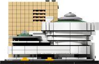LEGO® Architecture Solomon R. Guggenheim Museum® components