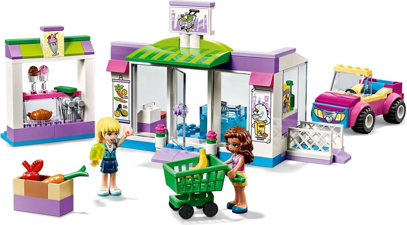 Heartlake City Supermarket gameplay