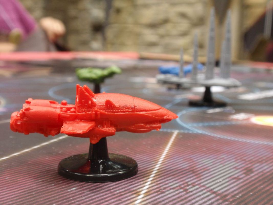 Firefly Boardgame miniatures