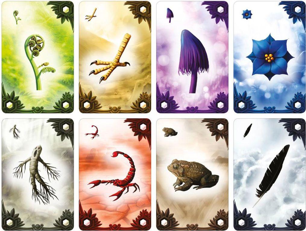 Alchemists cards