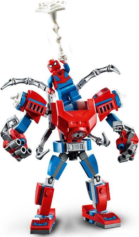 Spider-Man Mech gameplay