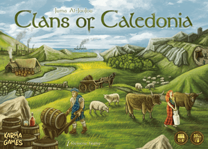 Clans of Caledonia Karma Games