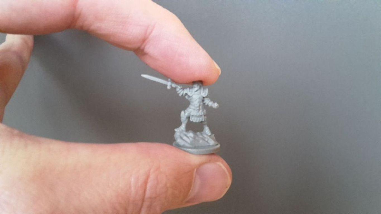 Time of Legends: Joan of Arc miniature