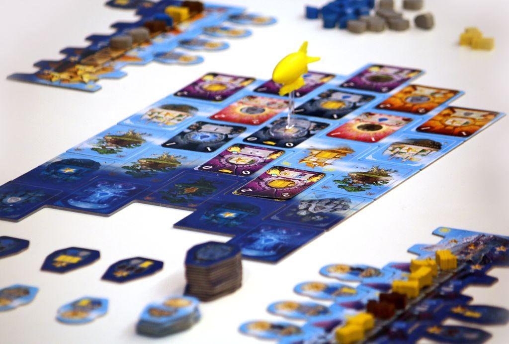 Solenia gameplay