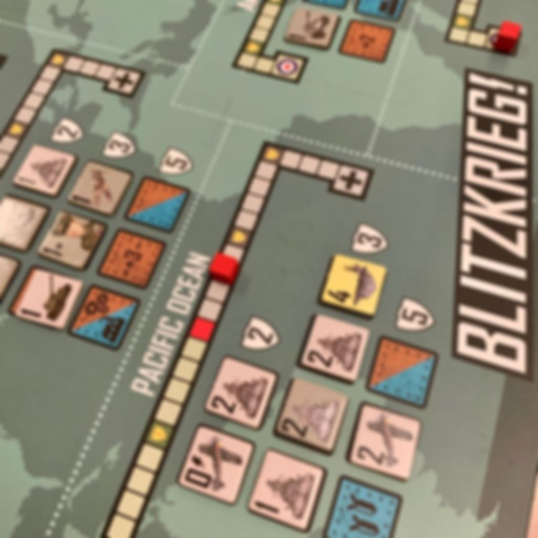 Blitzkrieg! gameplay