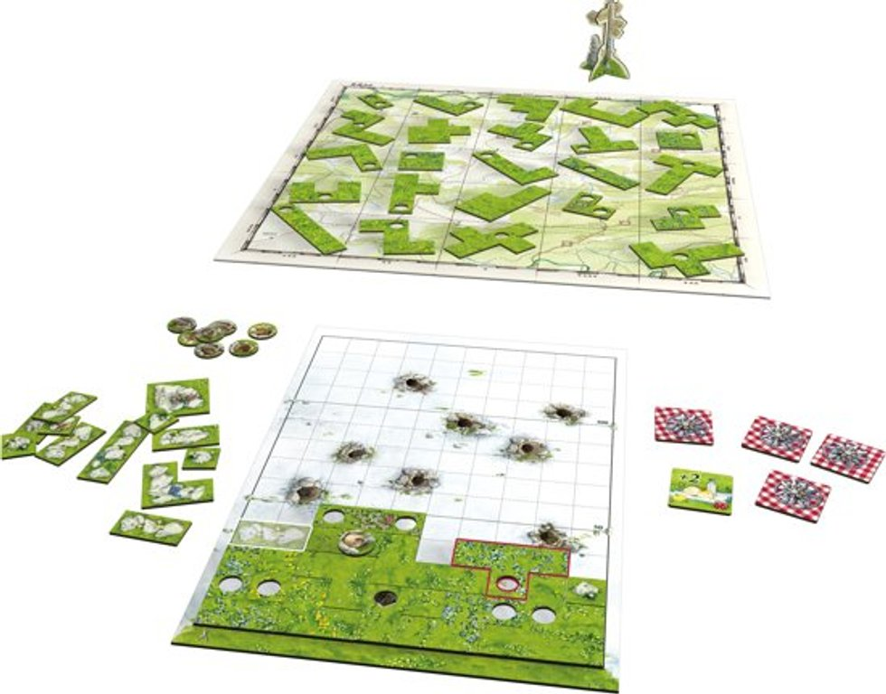 Spring Meadow components