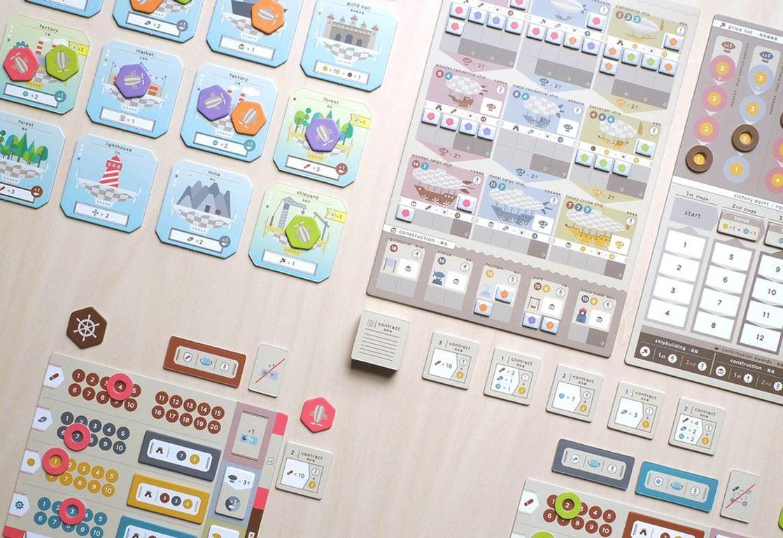 Airship City gameplay