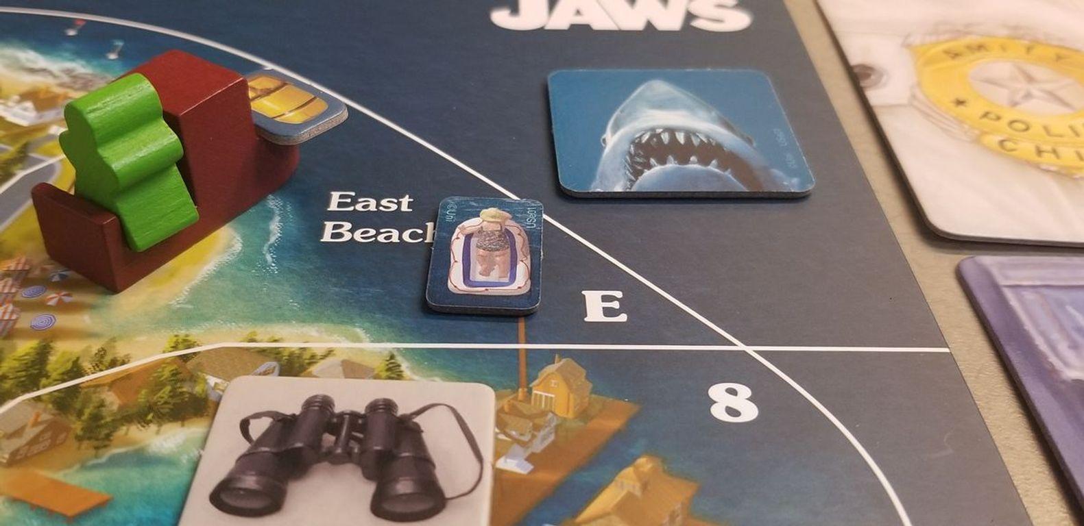 Jaws gameplay
