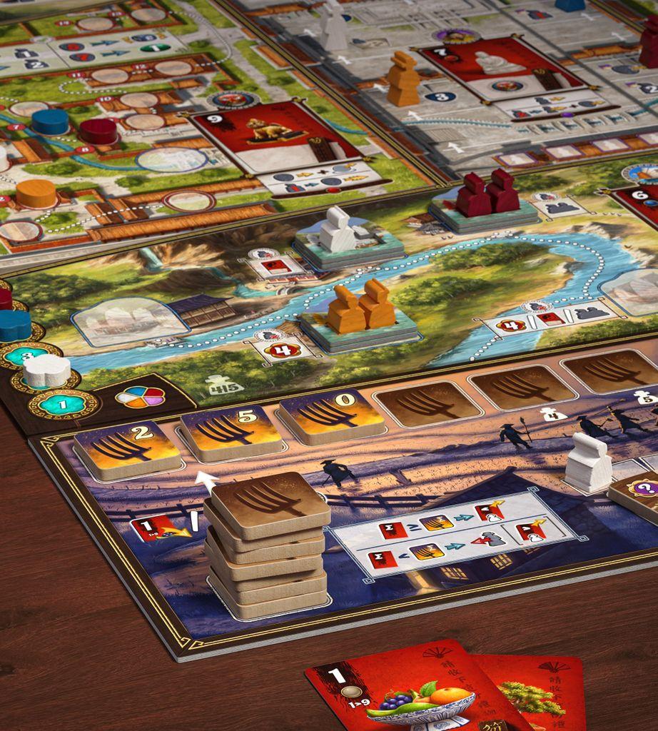 Gùgōng: Pànjūn gameplay