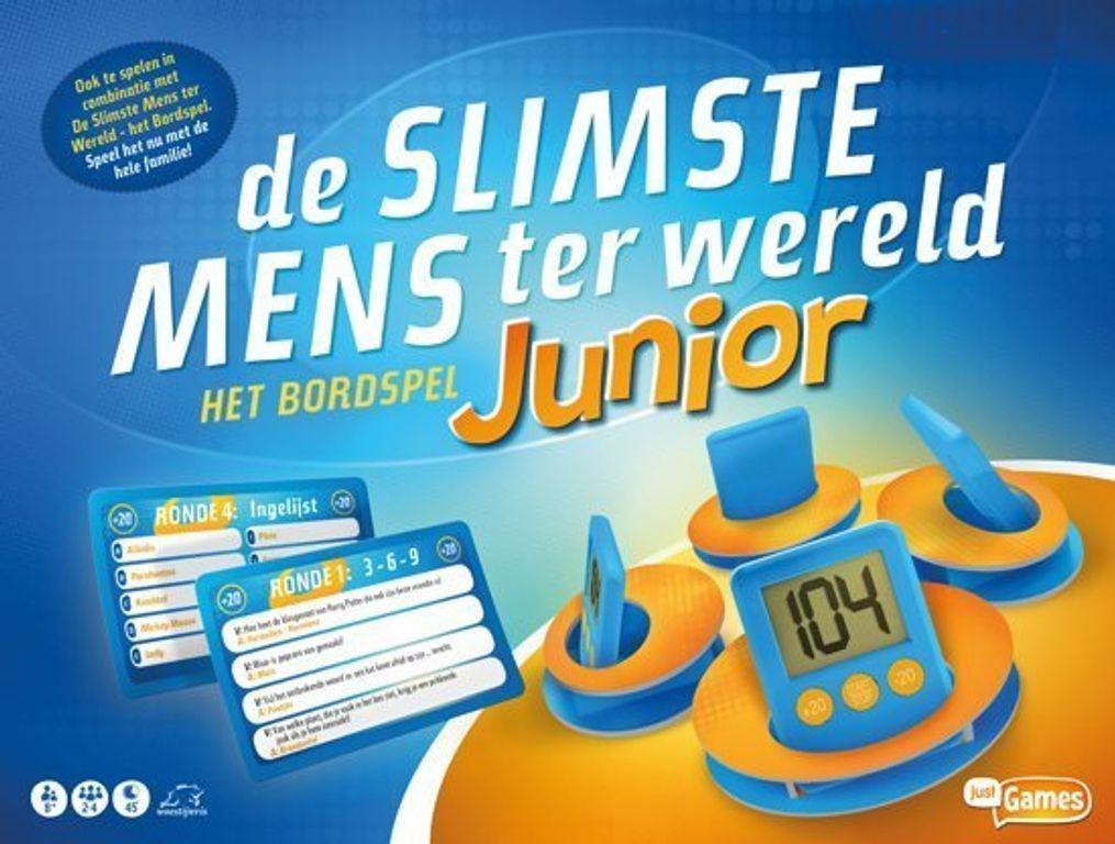 De+Slimste+Mens+ter+Wereld+Junior