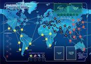 Pandemic game board