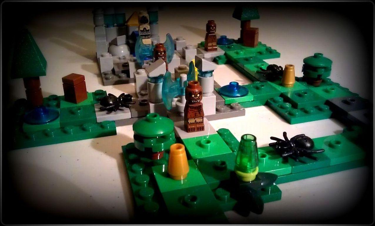 Heroica: Waldurk components
