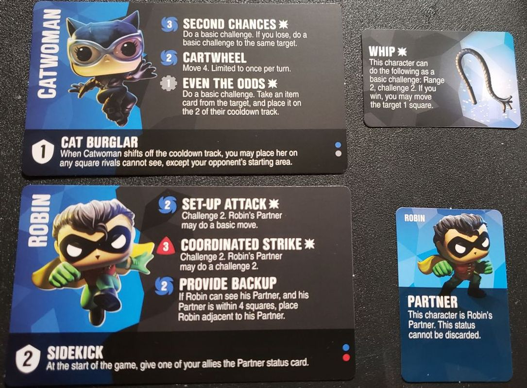 Funkoverse Strategy Game: DC Batman 101 cards