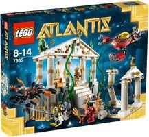 LEGO® Atlantis Temple of Atlantis