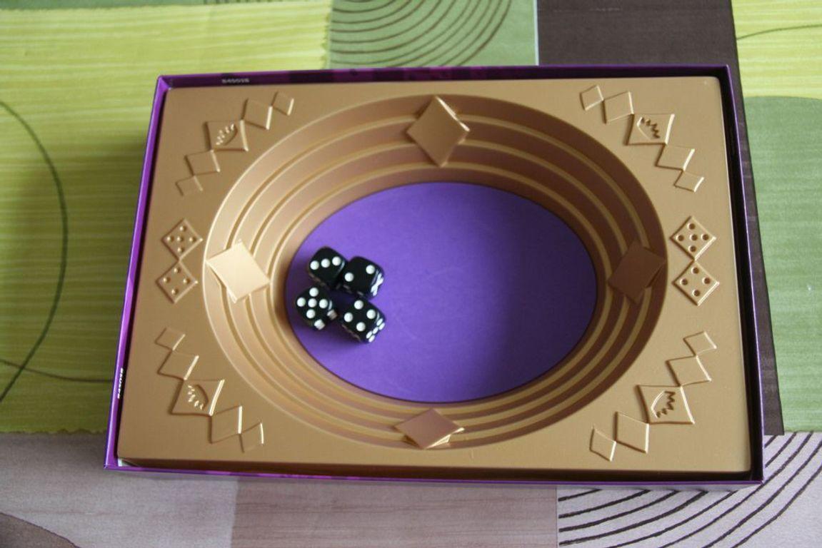 Strike game board