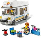 Holiday Camper Van components