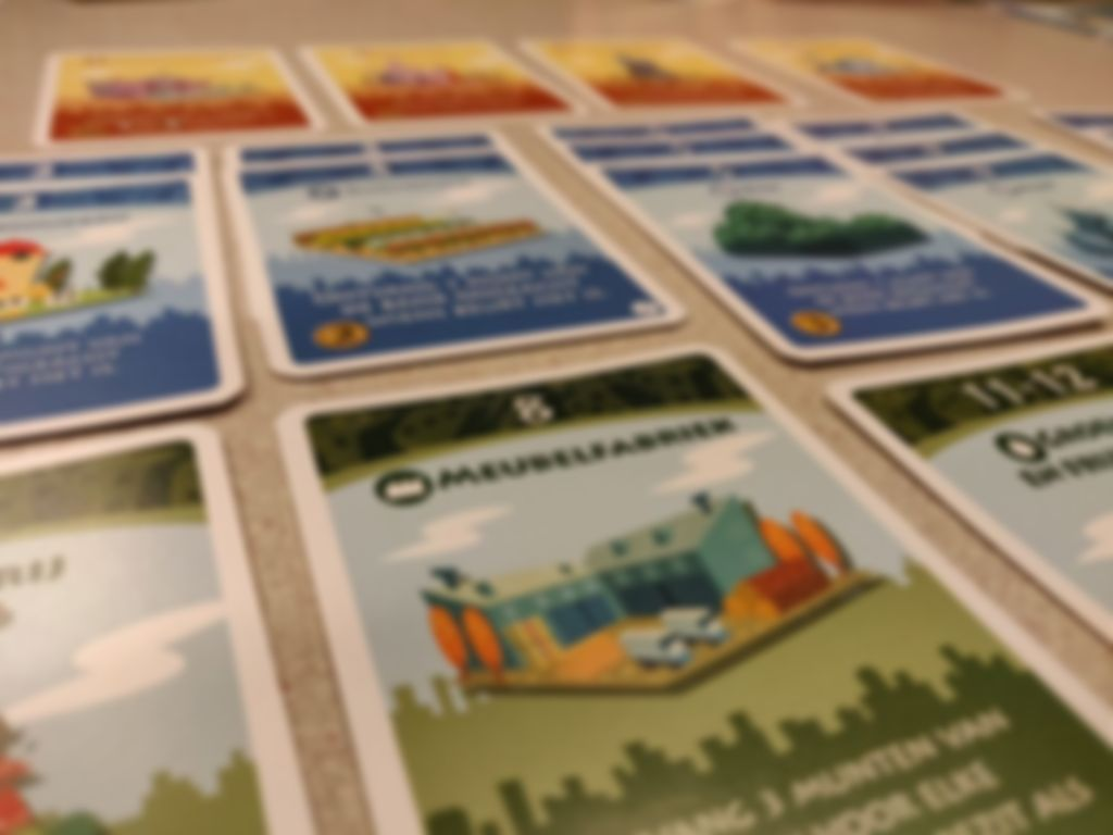 Machi Koro gameplay