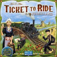 Ticket to Ride Map Collection: Volume 4 - Nederland