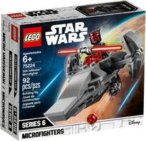 LEGO® Star Wars Sith Infiltrator™ Microfighter