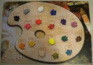 Pastiche game board