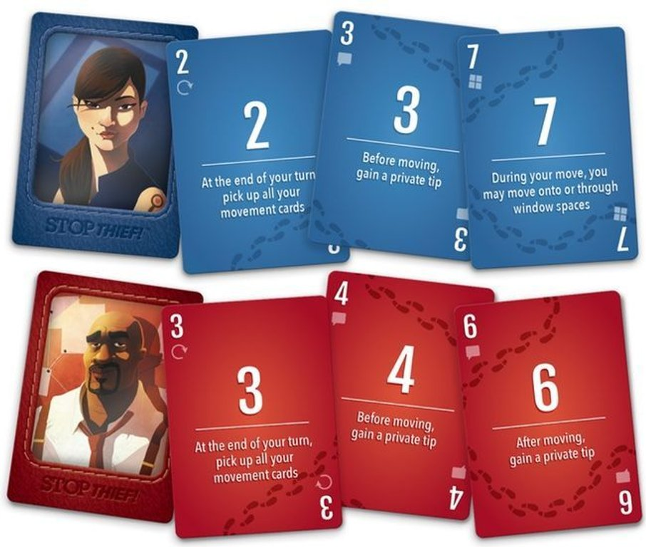 Stop Thief! cards