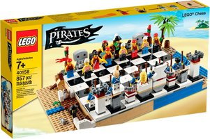 LEGO® Pirates Chess Set