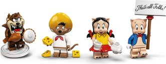 LEGO® Minifigures Looney Tunes™ minifigures