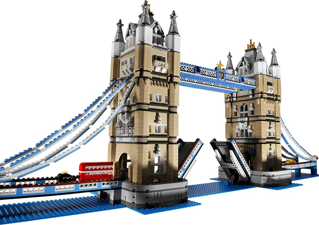 LEGO® Creator Expert Tower Bridge components