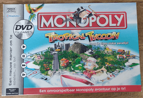 Monopoly: Tropical Tycoon