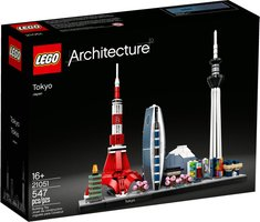 LEGO® Architecture Tokyo