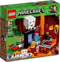 LEGO® Minecraft The Nether Portal