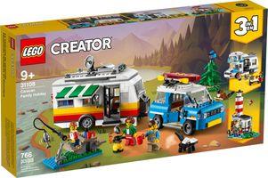 LEGO® Creator Caravan Family Holiday