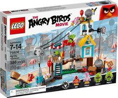 LEGO® Angry Birds Pig City Teardown