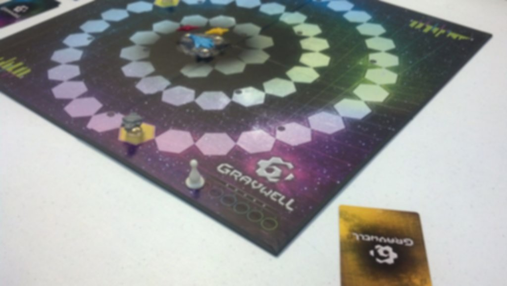 Gravwell: Escape from the 9th Dimension gameplay