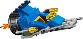 LEGO® Classic Ocean's Bottom components