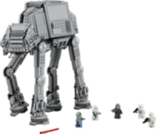 LEGO® Star Wars AT-AT components
