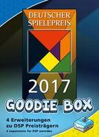 Deutscher Spielepreis 2017 Goodie Box
