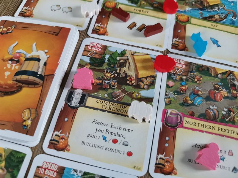 Imperial Settlers: Empires of the North gameplay