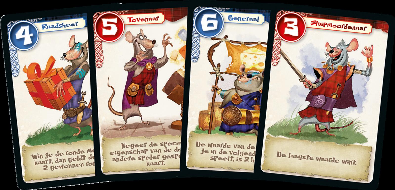 BraveRats cards
