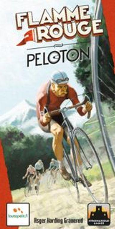 Flamme+Rouge%3A+Peloton