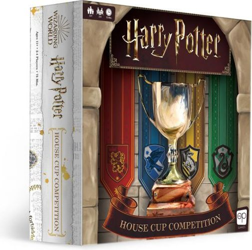 Harry Potter: House Cup Competition Is Coming to the Tabletop This Year