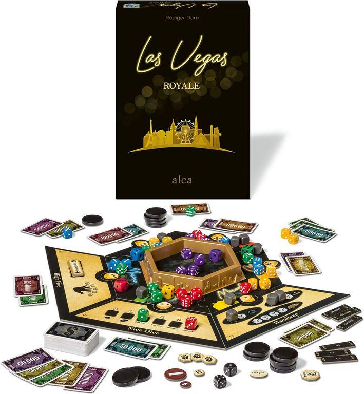 Las Vegas Royale components
