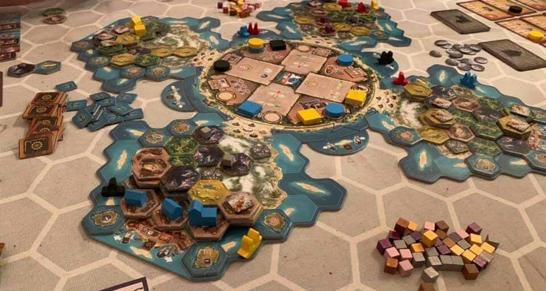 Cooper Island gameplay