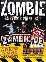 Zombicide Survivor Paint Set