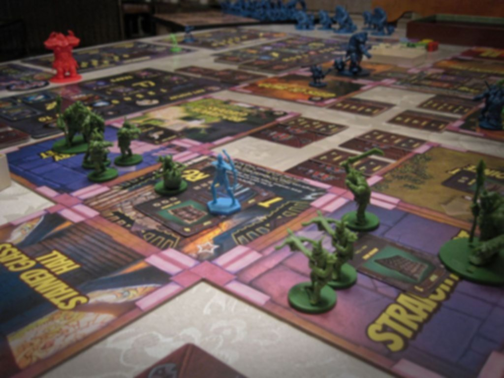 Orcs Must Die! The Board Game: Order Edition spielablauf